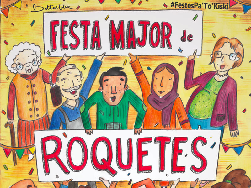 Roquetes, de fiesta mayor